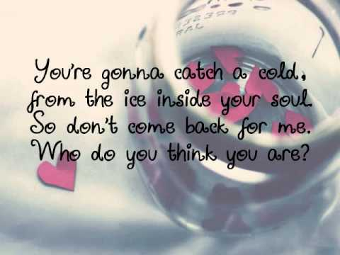 Jar of Hearts-Christina Perri with Lyrics -nChO-PibN9A
