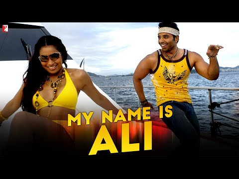 My Name Is Ali - Song - Dhoom 2