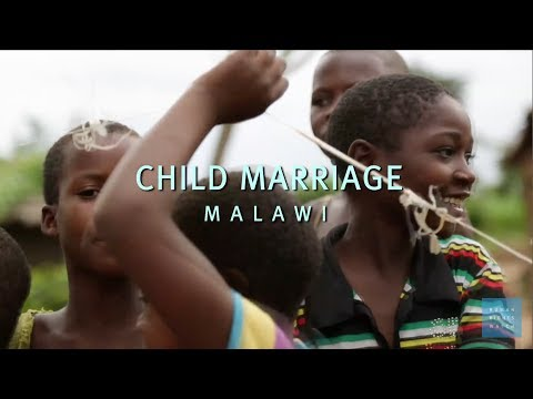 CHILD MARRIAGE:MALAWI