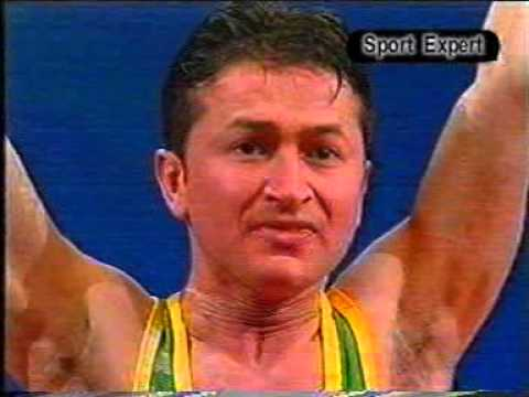 Men 56 kg B Weightlifting - Olympic Games Sydney 2000 - by GENADI - Sport Expert