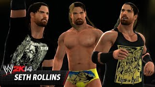 WWE 2K14 Community Showcase: Seth Rollins (Xbox 360)