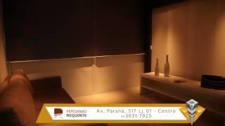 Arquitetando Merchan Persianas Requinte II