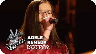 Adele - Remedy (Marissa) | Blind Auditions | The Voice Kids 2018 | SAT.1