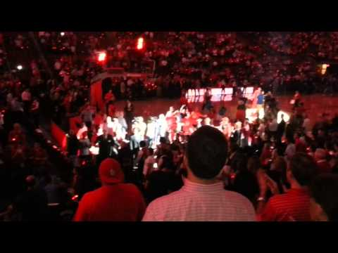 2013-14 Houston Rockets Player Intro