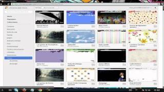 Como Personalizar Google Chrome Y Pagina De Inicio De