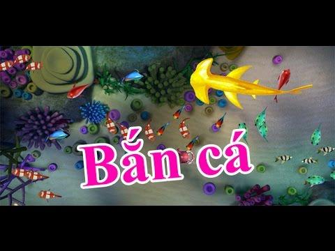 Game Bắn cá: Hướng dẫn chơi trò Bắn cá 24h