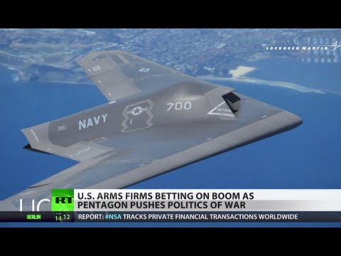 War Dividend: US arms firms ready to cash in if Syria attacked