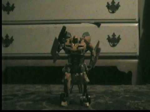 transformers revenge of the fallen deluxe class bumblebee