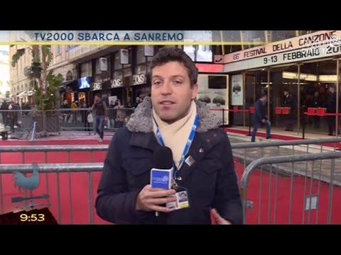TV2000 sbarca a Sanremo 2016