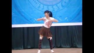 Tài năng của Khánh Vy- 7 thứ tiếng và nhảy đẹp thật -
