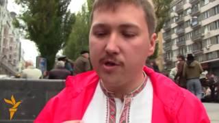 Марш боротьби в Києві