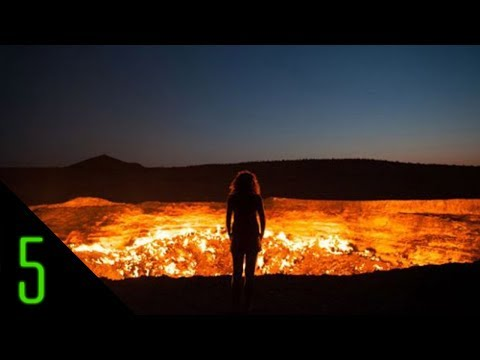 5 Incredible Places Where You Can Find Hell on Earth