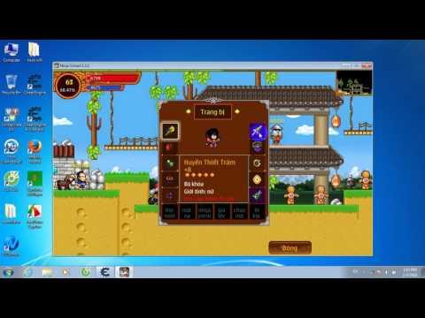 Hướng dẫn tăng tốc độ game ninja school online