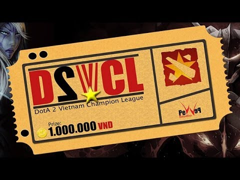 Dota 2 Vietnam Champion League Offical Trailer