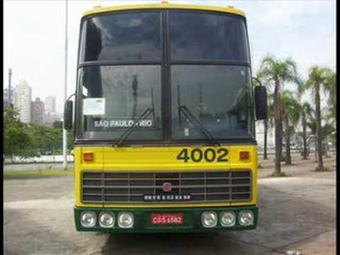 Primeiro Clube do Ônibus Antigo Brasileiro