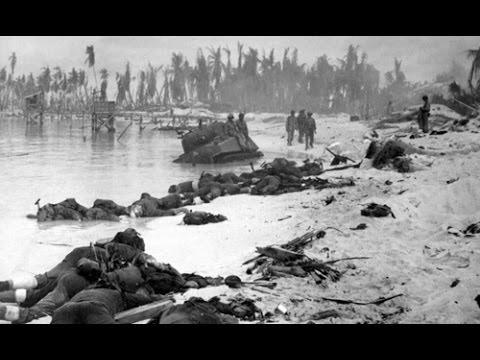 Chiến dịch đổ bộ chiếm đảo đẫm máu của Mỹ ở Thái Bình Dương