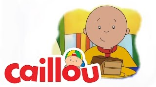 Caillou Caillou Goes To The Car Wash (S02E16)