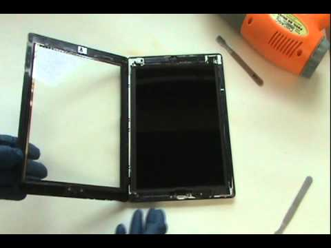 New iPad 3 Glass Repair Replace Cracked Screen/Glass/Digitizer/LCD Replacement 3rd Gen - (Detailed)