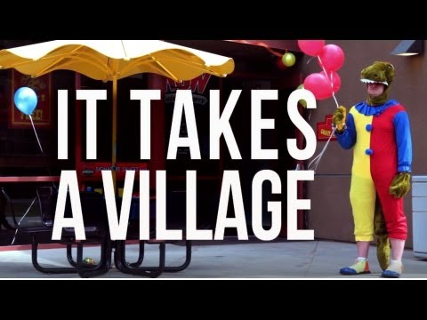 Zoochosis Presents: It takes a village