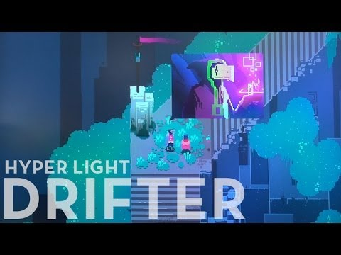 A Quick Look At Hyper Light Drifter