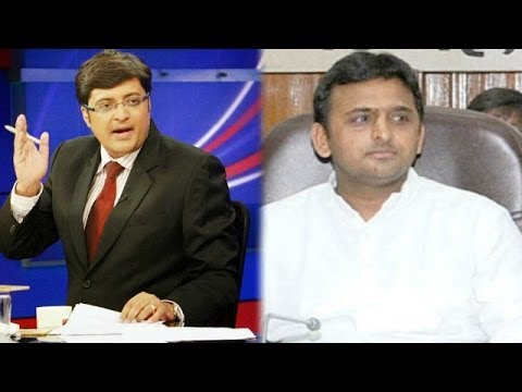 The Newshour Debate: Will Akhilesh Yadav resign? - Full Debate (26th March 2014)