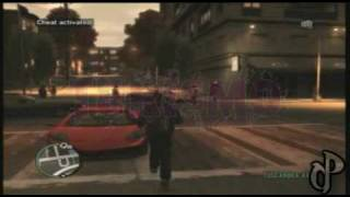 GTA IV: All Cheat Codes(Visual)