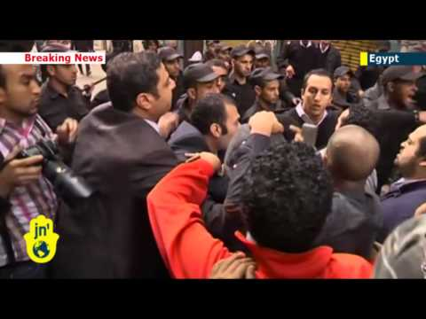 Egyptian Islamists defy protest ban law: Fresh clashes over new law banning demonstrations