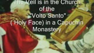 THE VEIL OF VERONICA THE FACE OF JESUS.wmv