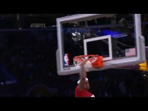 LeBron James' AMAZING One-Handed Oop Finish - Top NBA Christmas Play #1