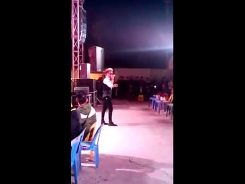[LIVE] Chu bin hát con bướm xuân cực hay tại hội chợ vĩnh yên