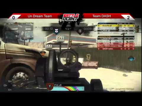 Un Dream vs DASH Bulls - Map 3 - Final Torneo BP 4vs4 19-Abril-2014