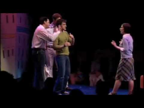 Thats Whats Gonna Happen-I Love You Because, Original Off-Broadway Production