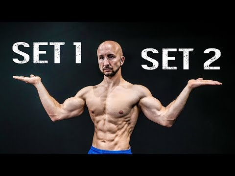The 2 Most Intense Sets for Muscle Growth!