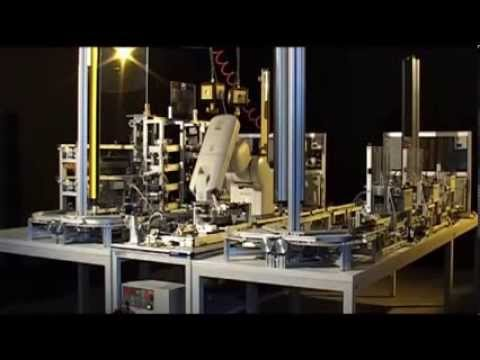 Industrial Mechatronics System (IMS)
