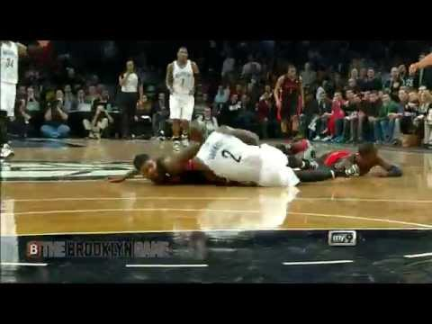 Kevin Garnett Shows Intense Emotion in Brooklyn