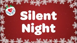 Kids Christmas Song | Silent Night | Children Love to Sing Kids Songs