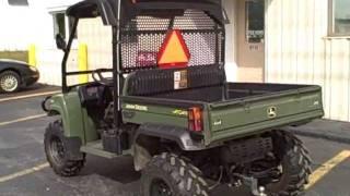John Deere Gator XUV 4X4 620i For Sale