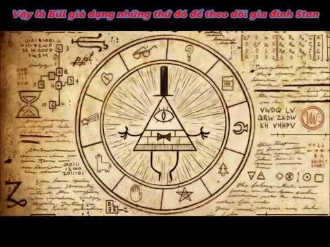 Gravity Falls:Bí ẩn Bill Cipher và sự theo dõi