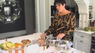 A Very Kardashian Thanksgiving with Kris Jenner's Sweet Potato Souffle | Rachael Ray Show