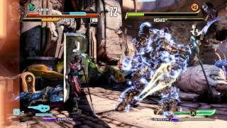 Killer Instinct - Season 3 Arbiter vs. Hisako PC Gameplay