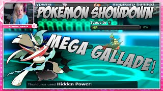 Pokemon Omega Ruby/Alpha Sapphire Showdown #1 [OU]: Mega