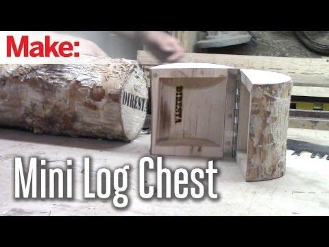 DiResta: Mini LogChest