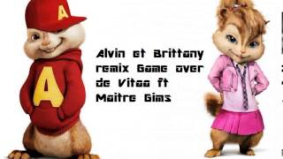 Alvin Et Brittany Remix Vitaa Ft Maitre Gims (Game Over