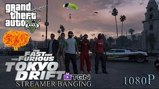 "GTA 5 Online ""GTA V Online The Fast And The Furious Tokyo"