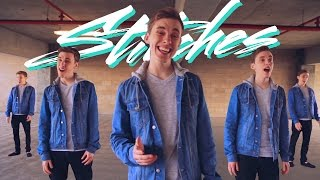 A Guy Covers 'Stitches' By Shawn Mendes