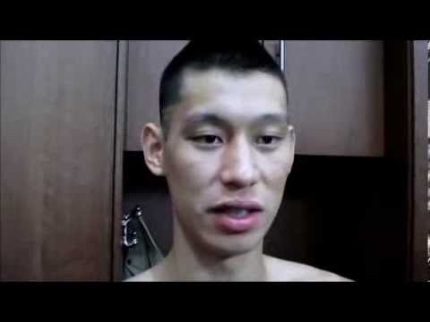 Jeremy Lin after Houston Rockets 2013-14 preseason opener