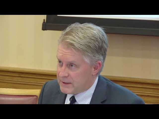 Ross McKitrick - An Evidence-Based Approach to Pricing CO2 Emissions. 4 July 2013