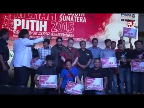 Nagaswara News - Palembang Kota Music- Festival Band Merah Putih