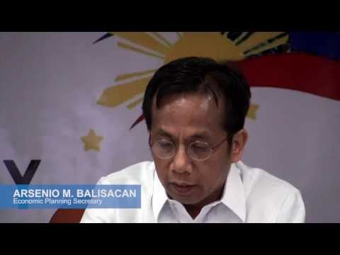 Statement of Sec. Balisacan: 4th Quarter and Annual Performance of the Philippine Economy in 2013