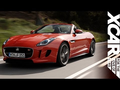 Jaguar F-Type: Road Test Review - XCAR